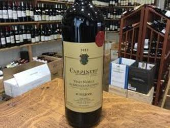 Carpineto riserva Di Montepulciano 2012 from Clermont Florist & Wine Shop, flower shop in Clermont