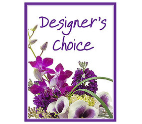 Designer's Choice from Clermont Florist & Wine Shop, flower shop in Clermont