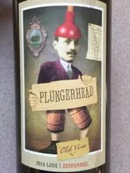 Plungerhead Old Vine Zinfandel 2014 from Clermont Florist & Wine Shop, flower shop in Clermont