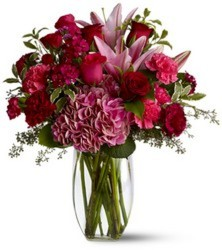 Romantic Bouquets from Clermont Florist & Wine Shop, flower shop in Clermont