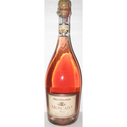 Villa Jolanda Moscato Rose' from Clermont Florist & Wine Shop, flower shop in Clermont