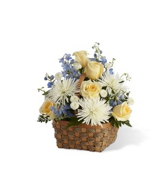 Heavenly Scented(tm) Basket from Clermont Florist & Wine Shop, flower shop in Clermont