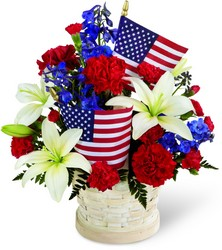 The FTD American Glory Bouquet from Clermont Florist & Wine Shop, flower shop in Clermont