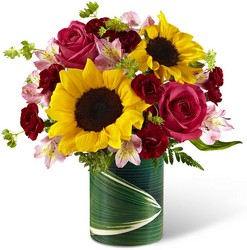 Fresh Outlooks Bouquet from Clermont Florist & Wine Shop, flower shop in Clermont