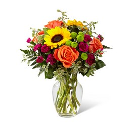 Autumn Craze Bouquet from Clermont Florist & Wine Shop, flower shop in Clermont