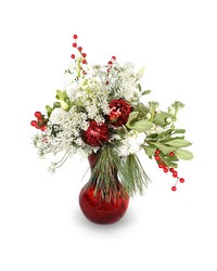 Holiday Romance from Clermont Florist & Wine Shop, flower shop in Clermont