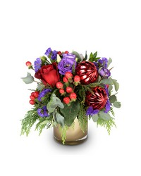 Holiday Toast from Clermont Florist & Wine Shop, flower shop in Clermont