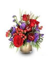 Toasting the Holidays from Clermont Florist & Wine Shop, flower shop in Clermont