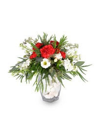 Rockin' Christmas from Clermont Florist & Wine Shop, flower shop in Clermont