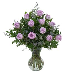 Lovely Lavender Roses from Clermont Florist & Wine Shop, flower shop in Clermont