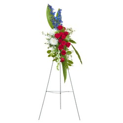 Honor Spray from Clermont Florist & Wine Shop, flower shop in Clermont