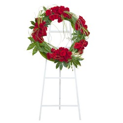 Royal Wreath from Clermont Florist & Wine Shop, flower shop in Clermont