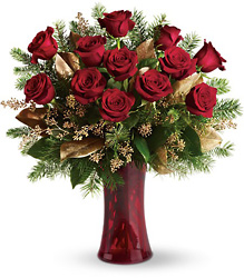 ChristmasRoses from Clermont Florist & Wine Shop, flower shop in Clermont