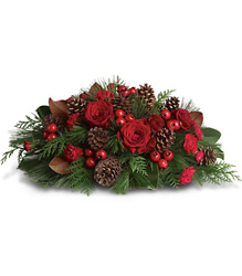 Spirit of the Season from Clermont Florist & Wine Shop, flower shop in Clermont