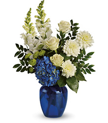 Ocean Devotion from Clermont Florist & Wine Shop, flower shop in Clermont