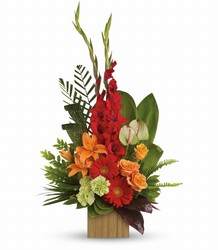 Heart's Companion Bouquet by Teleflora from Clermont Florist & Wine Shop, flower shop in Clermont