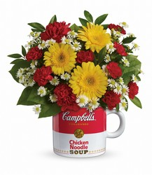 Campbell's Healthy Wishes by Teleflora from Clermont Florist & Wine Shop, flower shop in Clermont