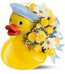 Just Ducky Bouquet from Clermont Florist & Wine Shop, flower shop in Clermont