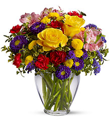 Brighten Your Day from Clermont Florist & Wine Shop, flower shop in Clermont